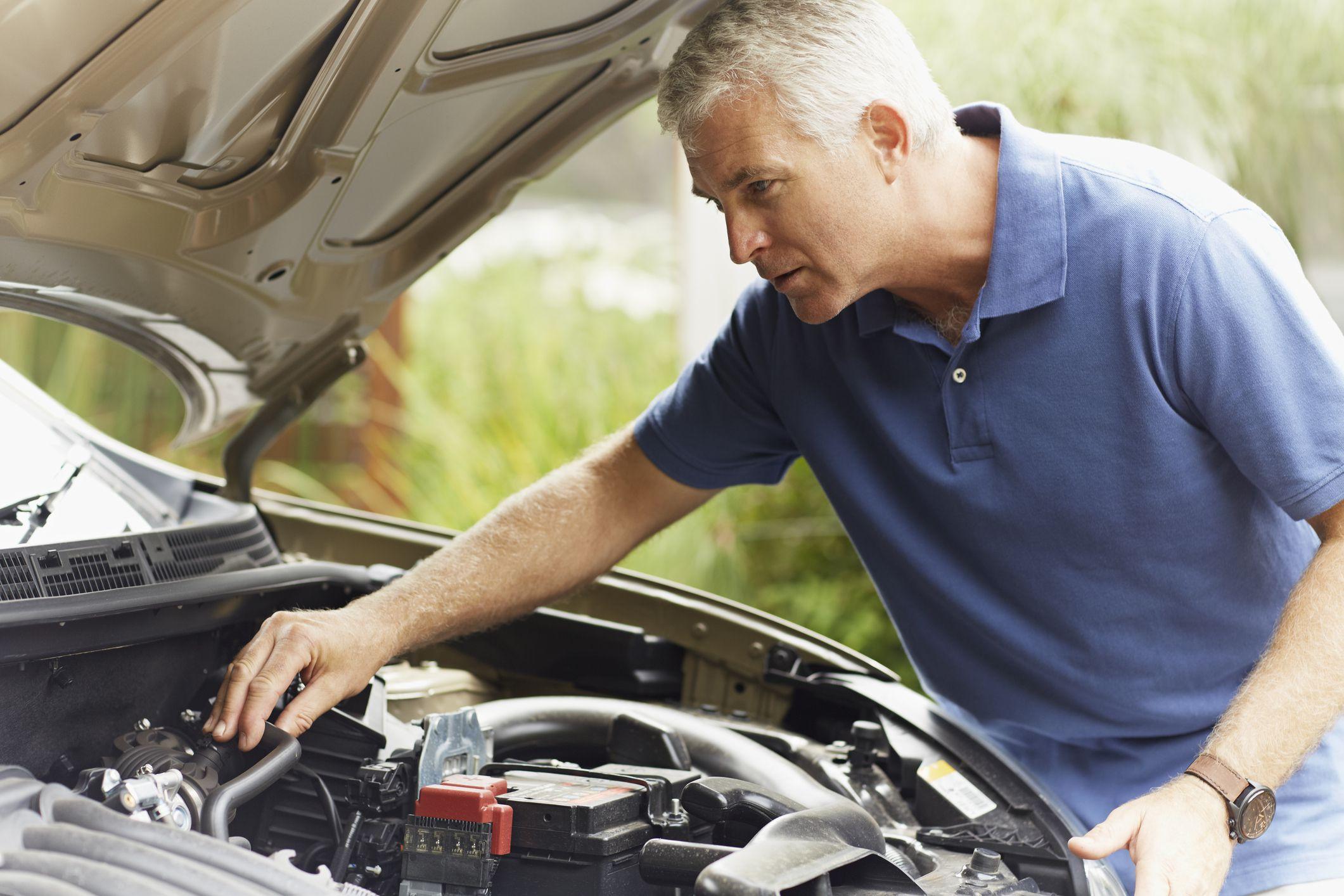 Причины проблем с двигателем автомобиля