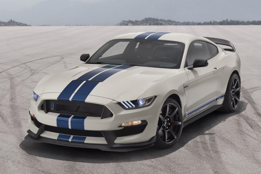 Ford отправит в отставку самые мощные атмосферные Mustang