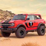 Новый внедорожник Ford Bronco оборудуют 760-сильным двигателем  Подробнее на Autonews: https://www.autonews.ru/news/5f9aabb89a7947651c624e20