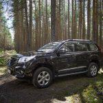 Внедорожник Haval H9 стал доступнее в России