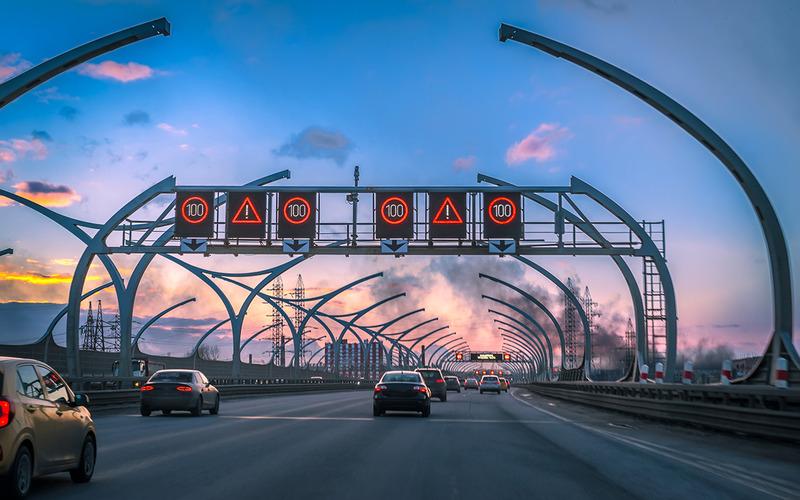 Оформление ДТП на скоростных магистралях запретят
