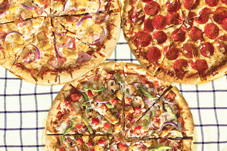 Популярные виды пиццы в Украине