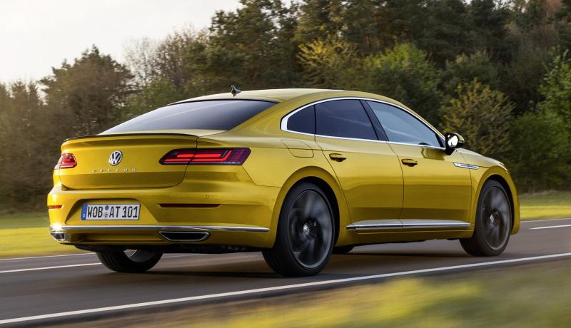 Volkswagen Arteon продержался на российском рынке менее полугода