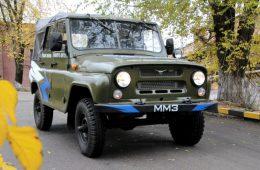 Белорусы разработали новый дизель специально для старых УАЗов