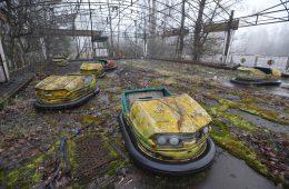 Припять – страшная достопримечательность Украины
