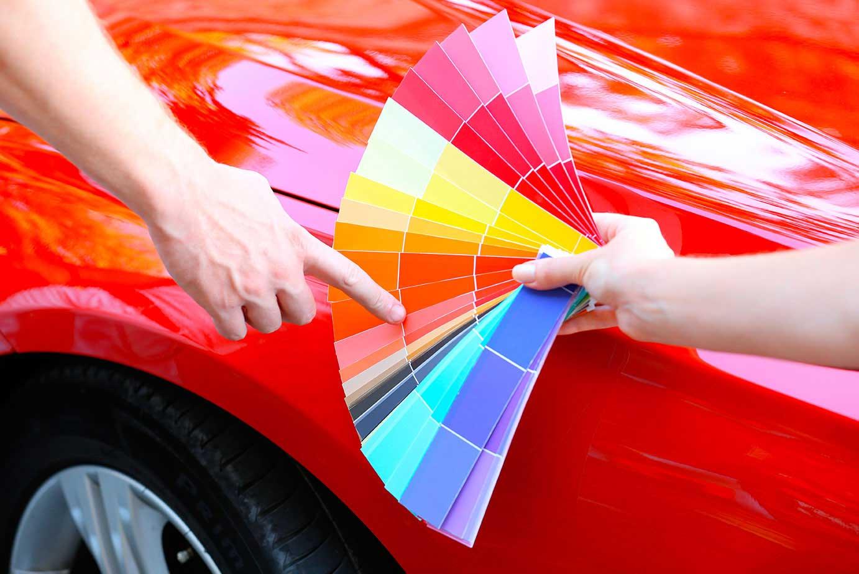 Краска для авто
