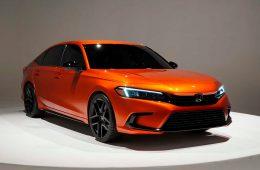 Honda представила новый Civic