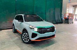 Kia Sportage получил внешность в стиле нового Sorento