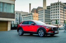 Mazda назвала российские цены на кроссовер CX-30