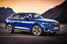 Audi рассказала о новинках для России