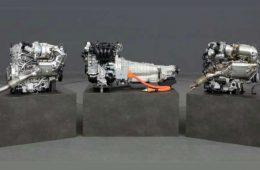 У Mercedes, Geely и Volvo будут одинаковые моторы