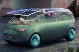 Автомобили будут вот ЭТИМ? Концепт от Mini