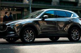 Появилась информация о новом кроссовере Mazda CX-5