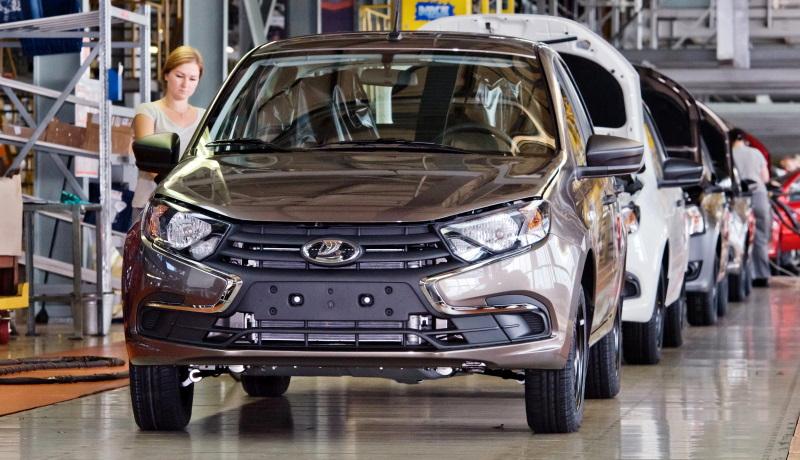 АвтоВАЗ остановит выпуск «Лады Гранты» раньше запланированного срока
