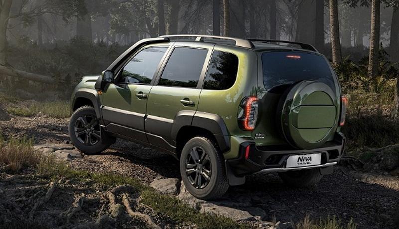 АвтоВАЗ начал выпуск обновлённой «Нивы» с изменённым названием