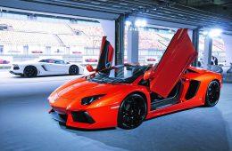 Выгодная аренда спорткаров от компании Luxury-trans