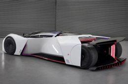 Виртуальный суперкар Ford воплотили в реальность