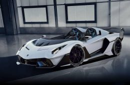 Внешность нового Lamborghini раскрыли досрочно