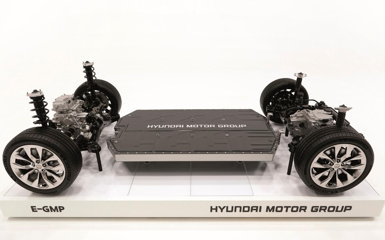 Hyundai раскрыл подробности о платформе для новых электрокаров