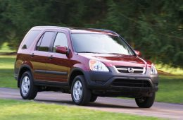 Honda отправит в ремонт почти 2 млн автомобилей