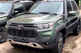 АвтоВАЗ получил право производить и продавать обновленную Lada Niva