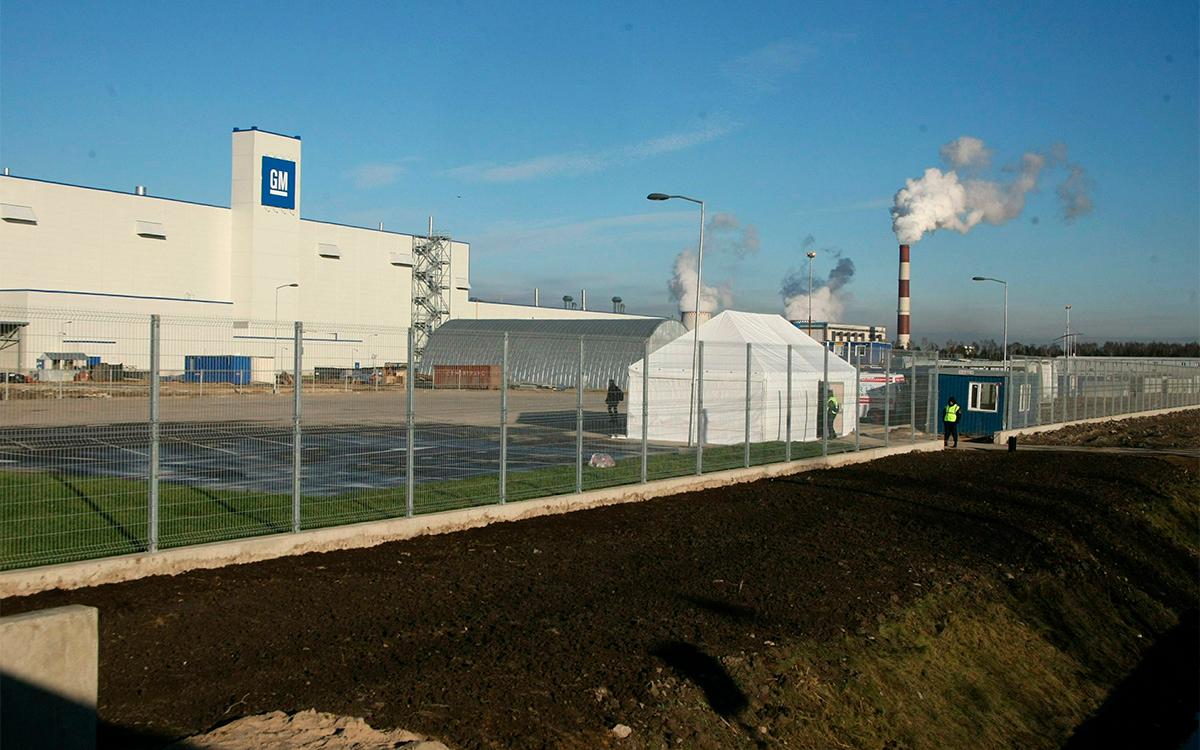 Hyundai выкупил российский завод General Motors