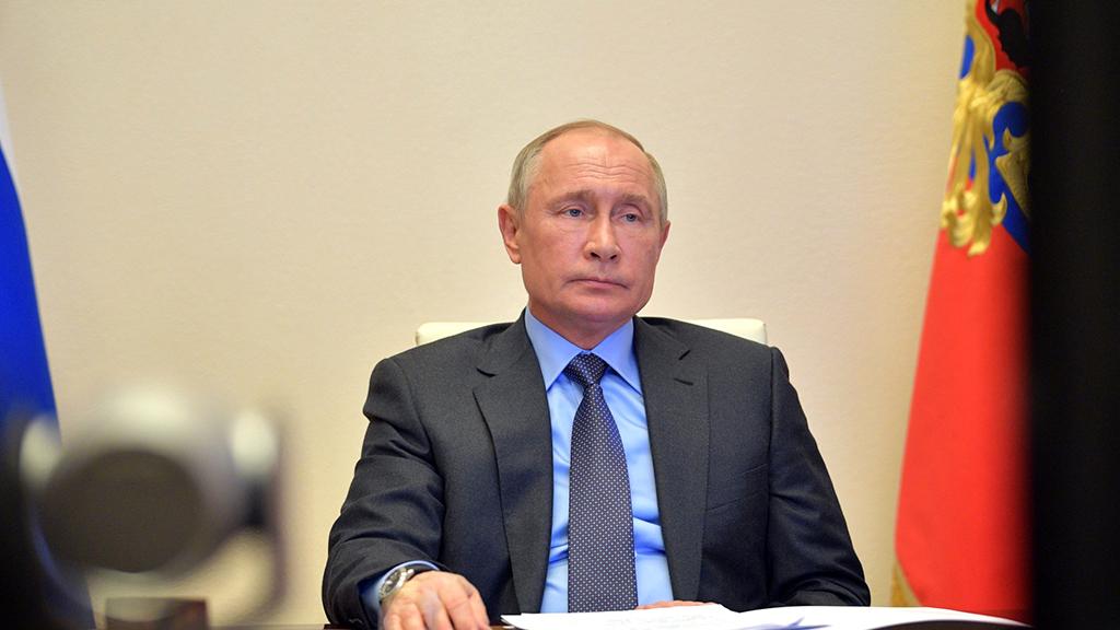 Путин подписал закон об электронном обжаловании штрафов с камер