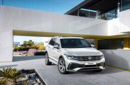Обновленный Volkswagen Tiguan: цены и комплектации