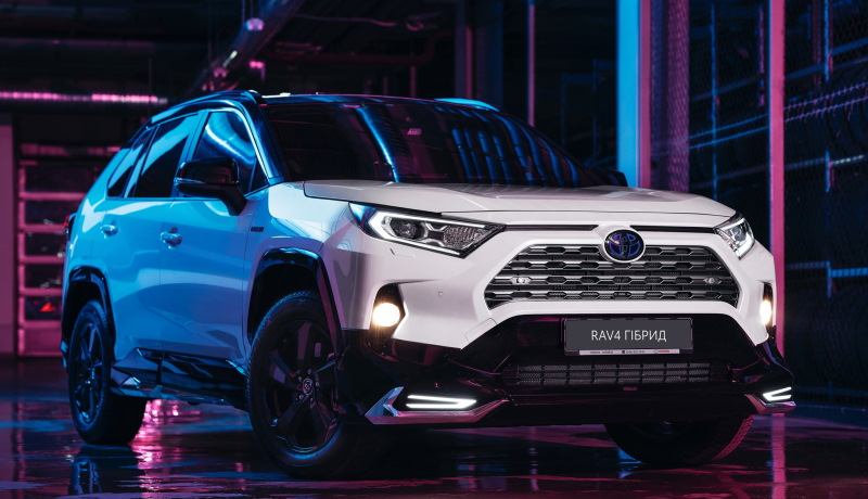 Украинский автомобильный рынок сократился на 3%