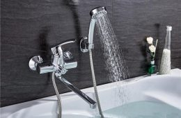 Выбор смесителя для ванной комнаты