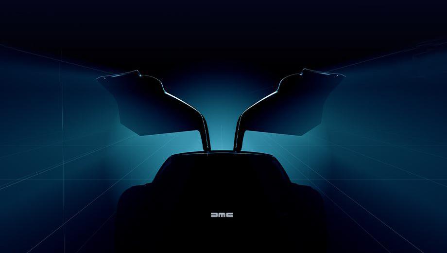 Студия Italdesign намекнула на реинкарнацию спорткара DeLorean