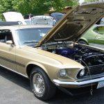 «Зелёный» Ford Mustang встанет на конвейер через несколько лет. Версии с ДВС уйдут в прошлое
