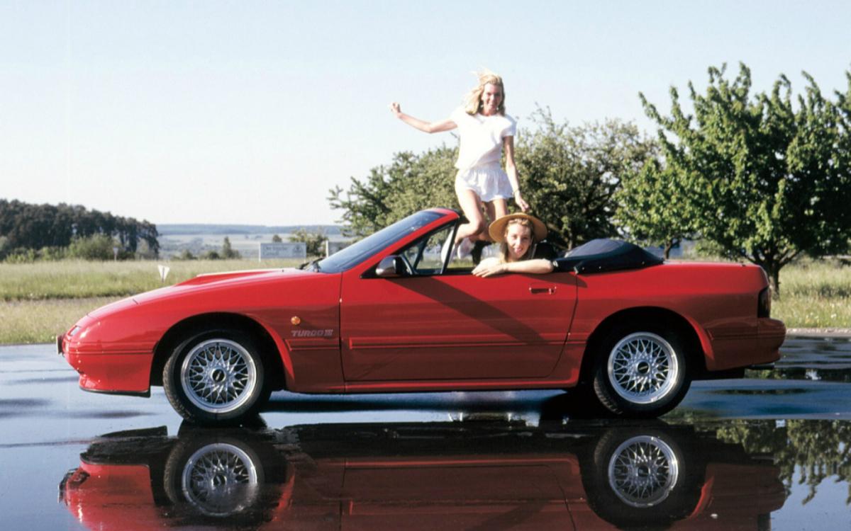 Mazda возвращает роторный мотор