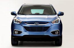 В сети рассекретили характеристики нового кроссовера Hyundai для России