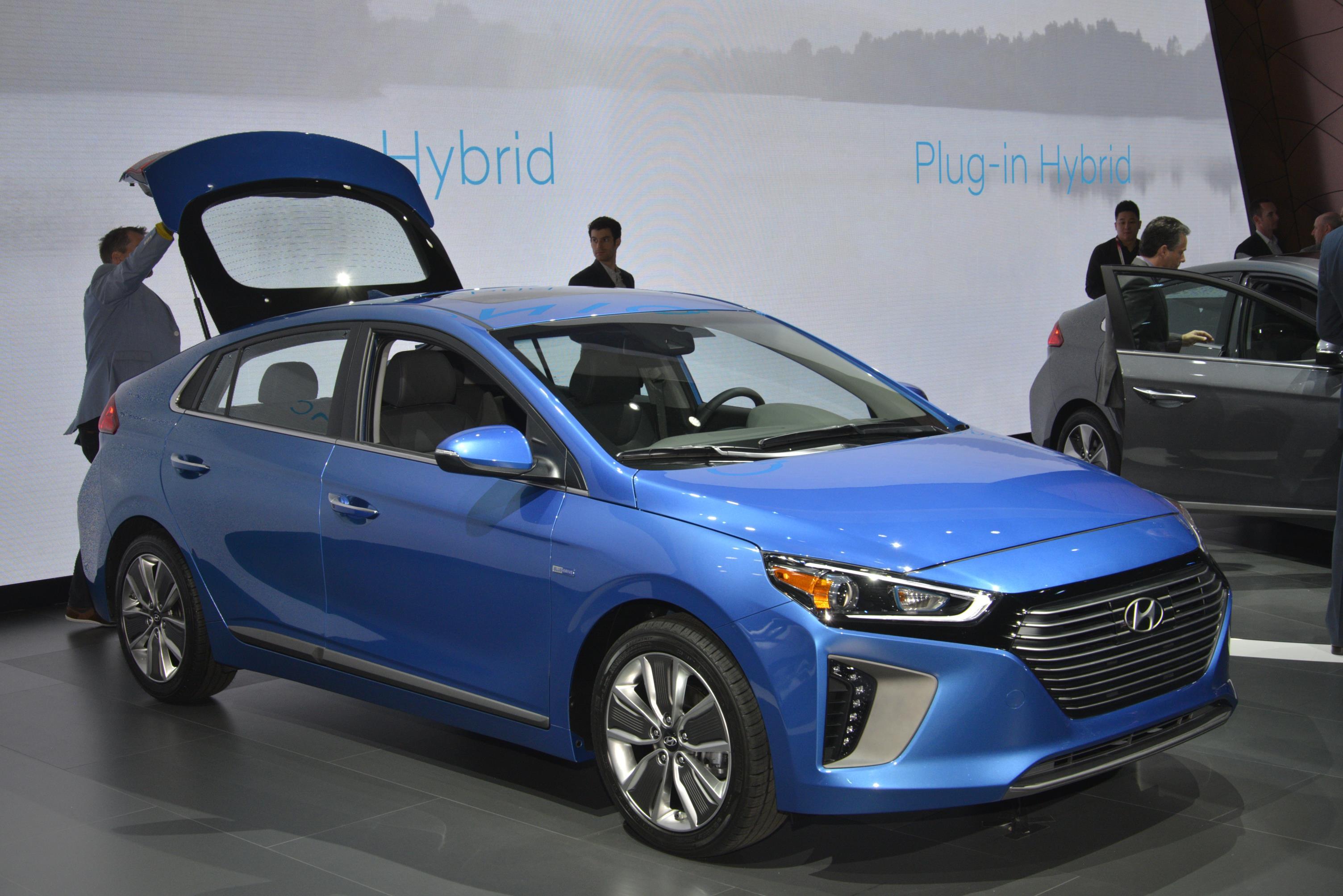 Hyundai Ioniq 5: дебют 2 февраля
