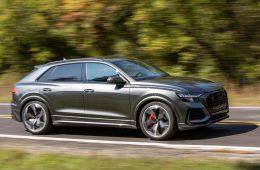 Audi RS Q8 с 600-сильным мотором V8 оценили в рублях