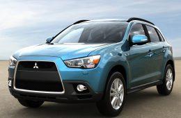 Mitsubishi скоро покажет спортивный кроссовер