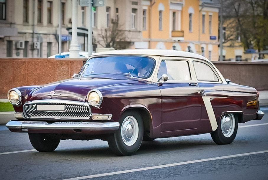 Переделанную в купе ГАЗ-21 «Волга» продают дешевле Lada Granta