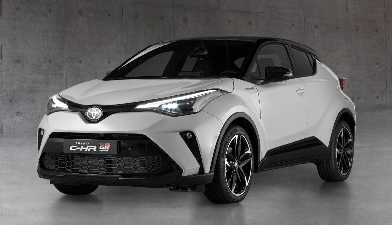 Toyota начала продавать в России «спортивные» версии двух моделей