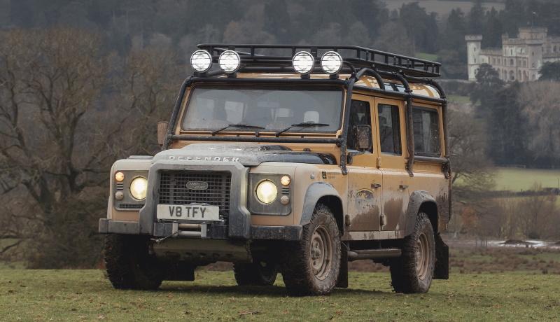 Land Rover возобновит выпуск классических «Дефендеров»
