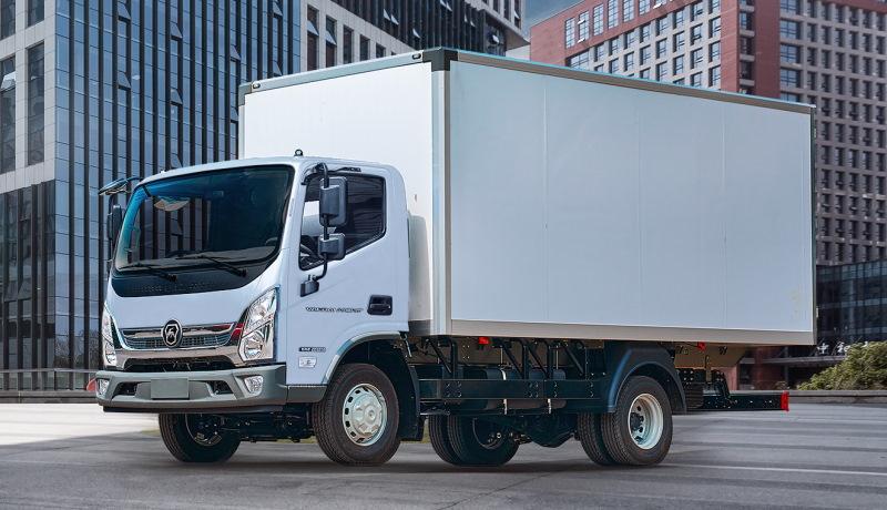 ГАЗ запускает продажи нового грузового автомобиля