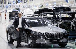 Mercedes-Benz выпустил 50-миллионый автомобиль