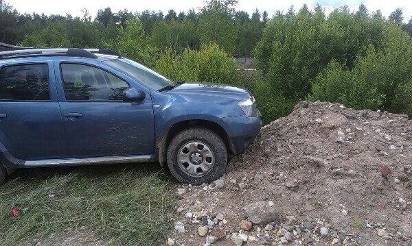 Renault Duster «разбили» на 14,55 баллов из 16