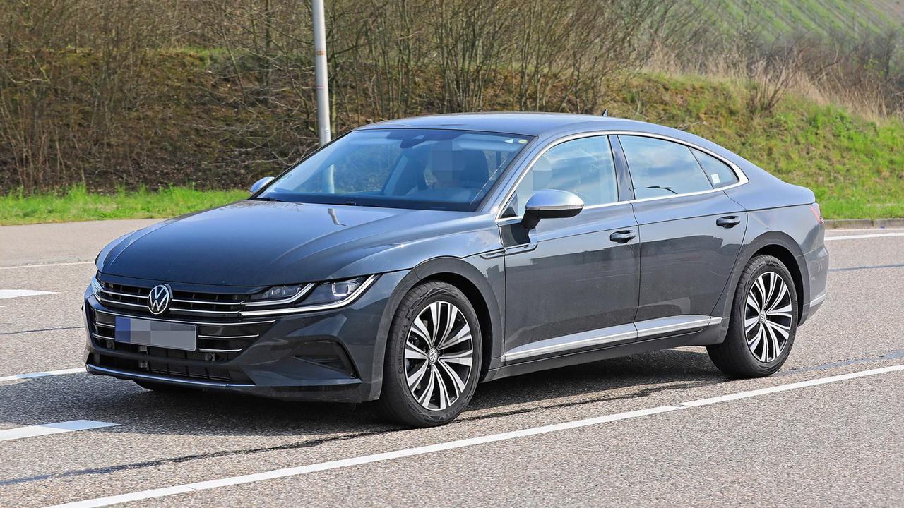 Обзор Volkswagen Arteon