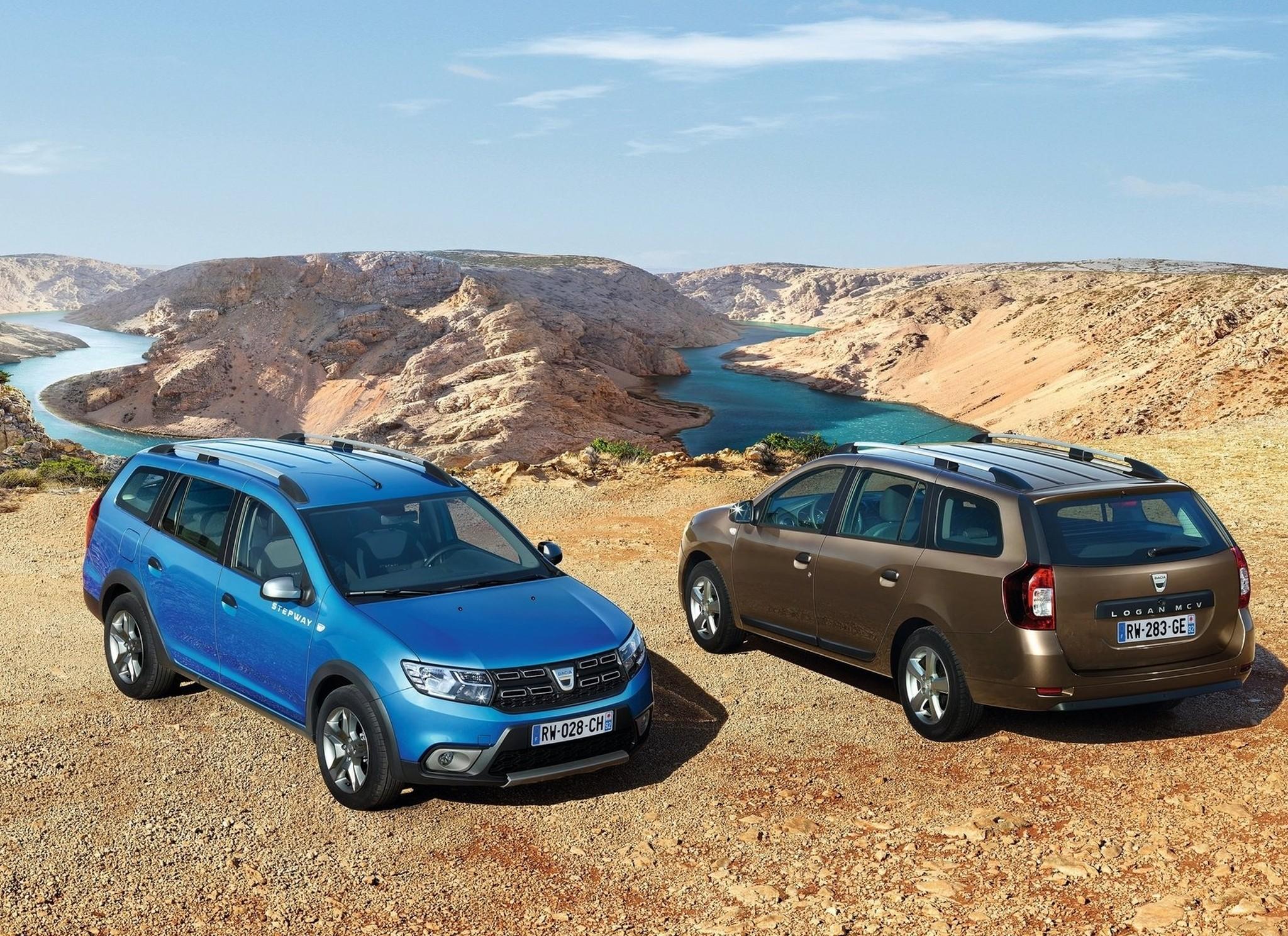 Универсал Dacia Logan нового поколения впервые заметили на тестах