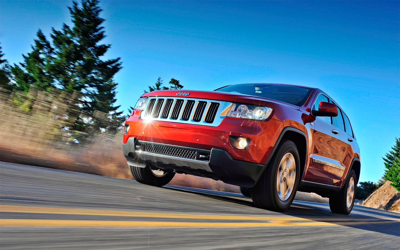 Jeep отзовет 7,5 тыс. внедорожников в России из-за риска остановки мотора