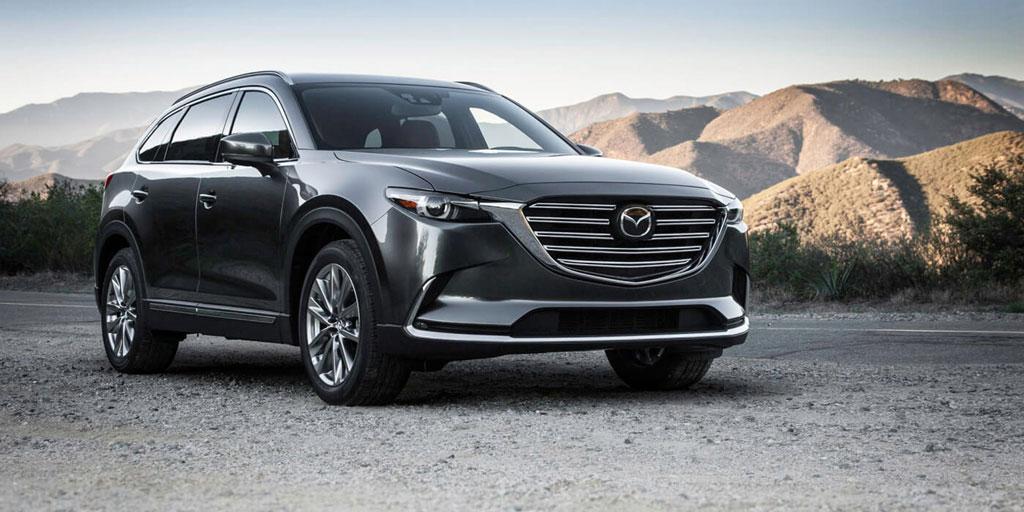 Трёхрядный кроссовер Mazda CX-9 стал богаче в России после рестайлинга