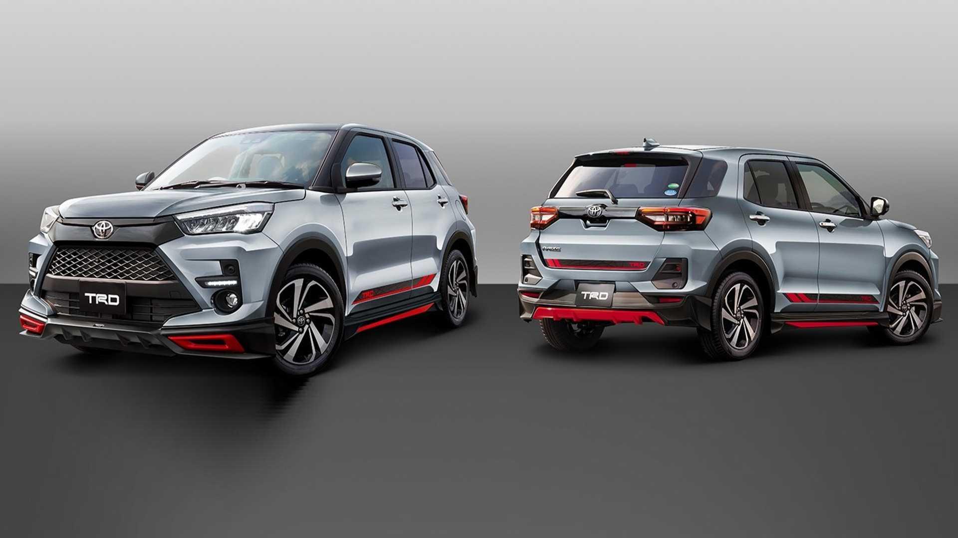 Ещё один близнец Toyota Raize: это Ativa, кроссовер никто не видел, но заказы уже принимают