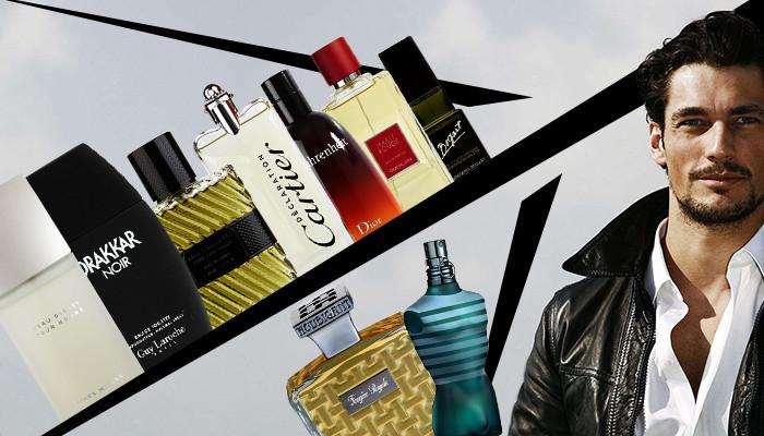 Универсальные парфюмерные ароматы для мужчин