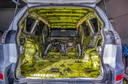 Выполняем шумоизоляцию автомобиля